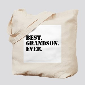 Best Grandson Ever Tote Bag