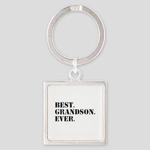 Best Grandson Ever Keychains