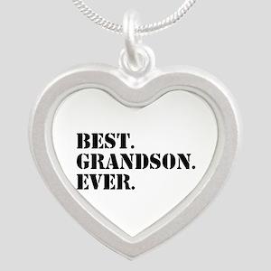 Best Grandson Ever Necklaces
