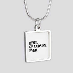 Best Grandson Ever Necklaces