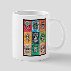 Mug Of Sugar Skulls 9
