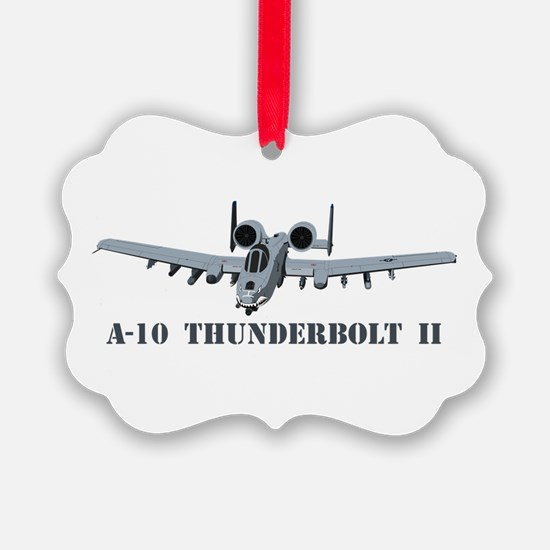 A-10 Thunderbolt II Ornament