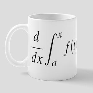 Derivative of an Integral Mug