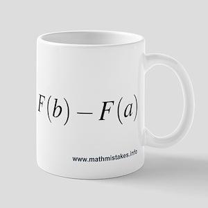 Integral Evaluation Mug