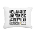 Lab Accident Super Villain Rectangular Canvas Pill