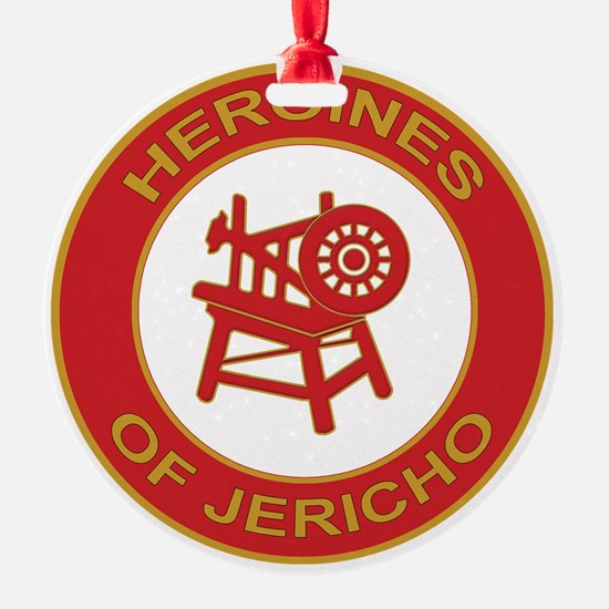 Heroines of Jericho Ornament