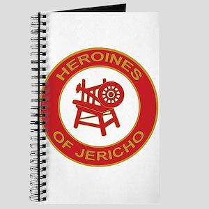 Heroines of Jericho Journal