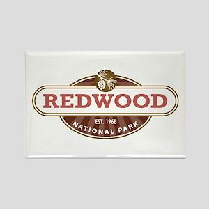 Redwood National Park Magnets