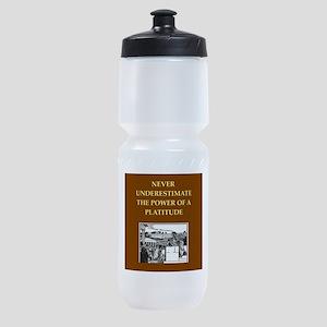 PLAT Sports Bottle