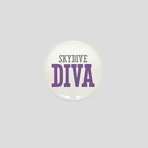 Skydive DIVA Mini Button