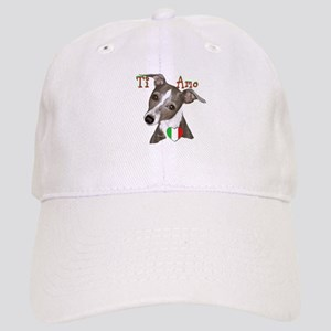 Italian Greyhound ti amo Cap