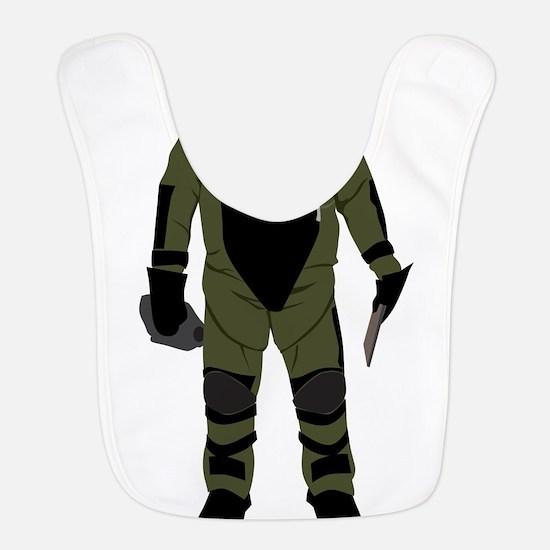Bomb Suit body Bib