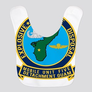 EOD Mobile Unit 5 Guam Det Bib