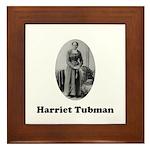 Harriet Tubman Framed Tile