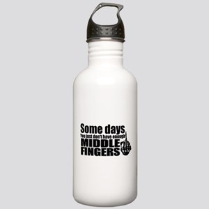 Middle Fingers Stainless Water Bottle 1.0L