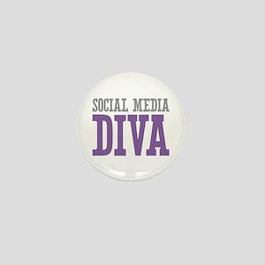 Social Media Mini Button