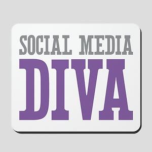 Social Media Mousepad