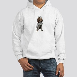 Italian Spinone (Roan) Hooded Sweatshirt