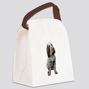 Italian Spinone (Roan) Canvas Lunch Bag