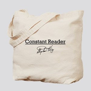 Constant Reader Tote Bag