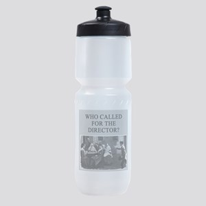 duplicate bridge player gifts Sports Bottle