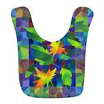 Leaf Mosaic Bib