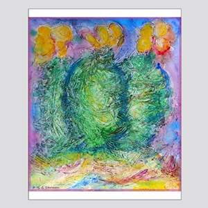 Cactus, southwest desert art, Posters