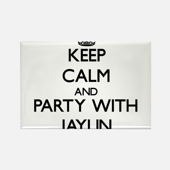 Keep Calm and Party with Jaylin Magnets