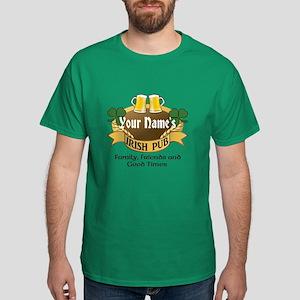 Personalized Name Irish Pub T-Shirt