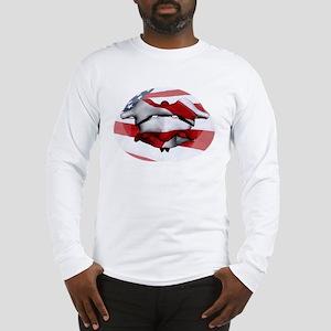AtAxFlag Long Sleeve T-Shirt
