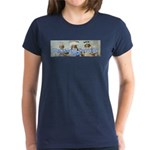 Homeland Security Original Women's Dark T-Shirt