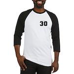 Flirty 30 Baseball Jersey