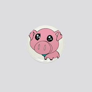 Sweet Piglet Mini Button