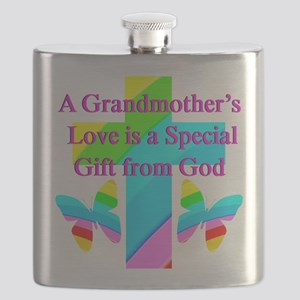 DARLING GRANDMA Flask