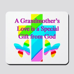 DARLING GRANDMA Mousepad