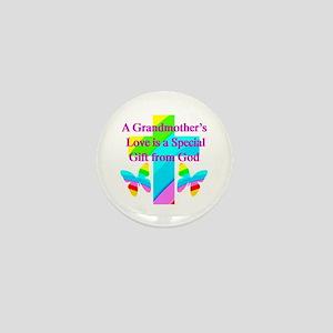 DARLING GRANDMA Mini Button