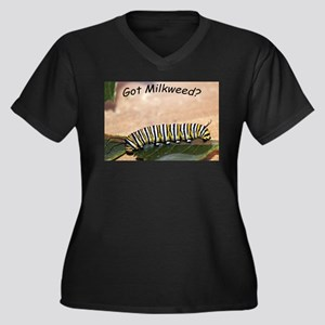 Got Milkweed Plus Size T-Shirt