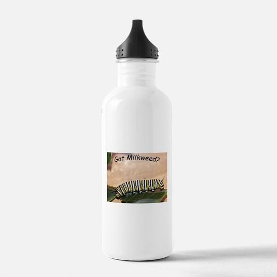 Got Milkweed Water Bottle