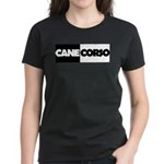 Cane Corso B&W Women's Dark T-Shirt