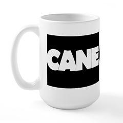 Cane Corso B&W Large Mug