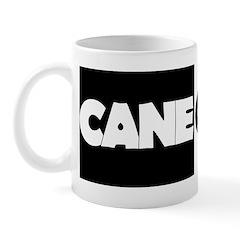 Cane Corso B&W Mug