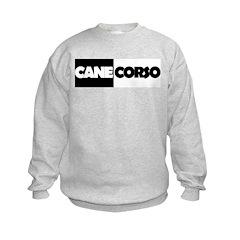 Cane Corso B&W Sweatshirt