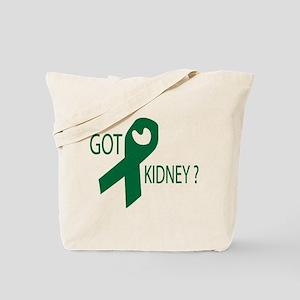 Got Kidney Tote Bag