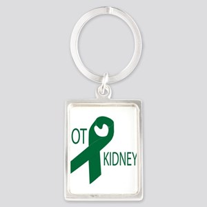 Got Kidney Portrait Keychain