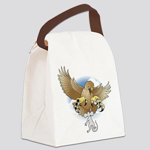 Last Great Act of Defiance-notext Canvas Lunch Bag