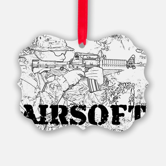 airsoft 010 Ornament