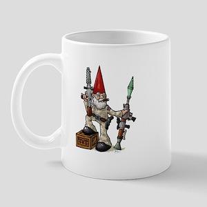 Gnome of Mass Destruction Mug
