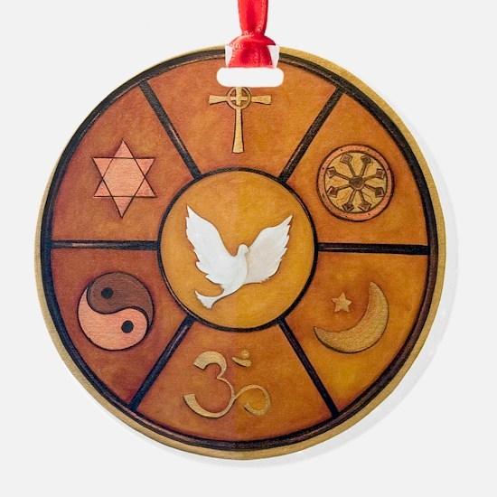 interfaith-1 Ornament