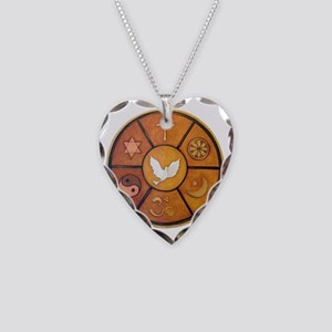 interfaith-1 Necklace Heart Charm