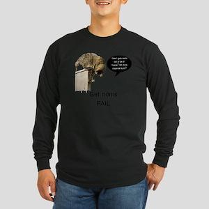 NomFail Long Sleeve Dark T-Shirt